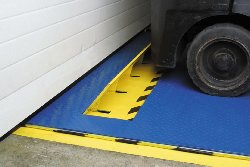 Blue Giant Dock Leveler